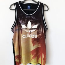 Adidas Originals męski top bokserka