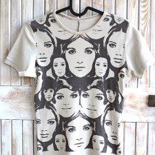 T-shirt hippie XS