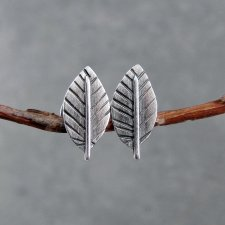 Mini silver leaves