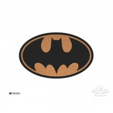 Batman tablica korkowa- organizer L