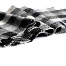 EXCLUSIVE LAMBSWOOL SCARF Mario Conti Uomo