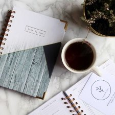 DAILY PLANNER MAKE MY DAY- GRANAT