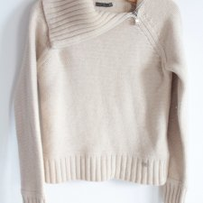 EXCLUSIVE CASHMERE WOOL SWEATER