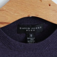 EXCLUSIVE merino wool extrafine sweater