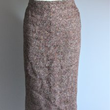 Winter vintage skirt