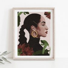 Sade | llustration art | A3