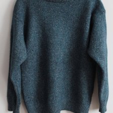 EXCLUSIVE wool silk sweater