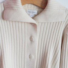 exclusive merino wool cardigan