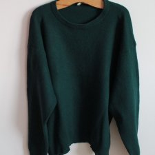 exclusive wool sweater Silver Stone