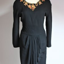 Genny Mostyn vintage dress