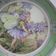 flower faires Royal Worcester 1998