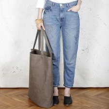 Mega Shopper bag ruda