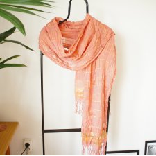 Pieces Rose gold scarf