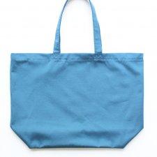 61e8303a5ed69 Torba na zakupy  ekotorba  niebieska  handmade Torba na zakupy