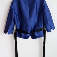 EXCLUSIVE 100% silk jacket Vera  Mont