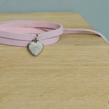 mini pink love colour silver