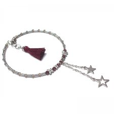 Alloys Collection /garnet star/ 03-07-19/- bransoletka