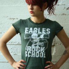 BLUZKA T-SHIRT EAGLES