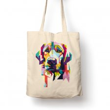Torba - colorful dog