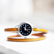 Summer watch blue