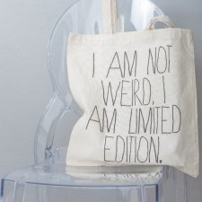 White Edition Tote Bag