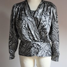 Elsie Whiteley vintage blouse