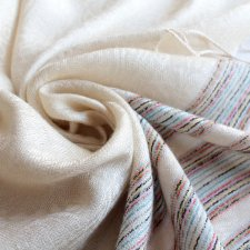 pashmina EXCLUSIVE silk wool SCARF