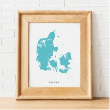 Mapa A5 - Indonezja