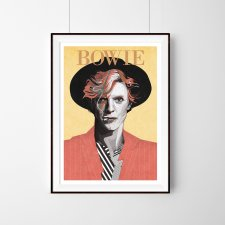 David Bowie A3 Art Giclee Print