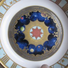 Royal Worcester 1998  the celebrate the millenium 2000.