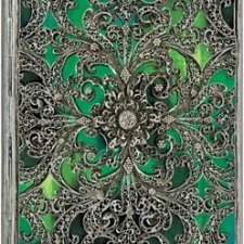 Notes Paperblanks Esmeralda midi 240 czysty