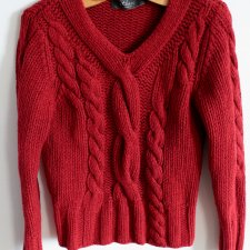 exclusive merino wool SWEATER