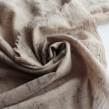 Exclusive silk wool Becksondergaard