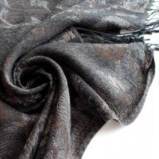 EXCLUSIVE silk SCARF SILKROAD