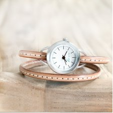 Summer watch white naturel