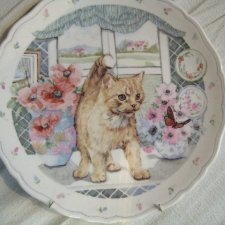 Country  Kitten       Royal Albert 1988 numer 1 z serii