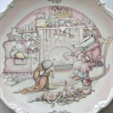 ROYAL DOULTON - LIMITED EDITION ❀ڿڰۣ❀  Christine Thwaites ❀ڿڰۣ❀ The Wind In The Willows#7