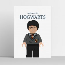 Plakat Harry Potter A3
