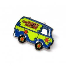 Pin broszka Scooby-Doo bus The Mystery Machine