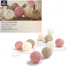Led cotton balls