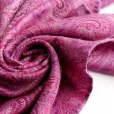 Exclusive silk scarf Otto Flemmich