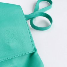 Exclusive italian leather bag