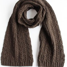 EXCLUSIVE wool SCARF