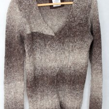 EXCLUSIVE alpaca wool sweater vintage