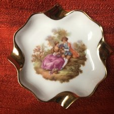 PORCELAINE d'art LIMOGES  FRANCE