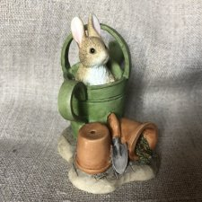 The World of Beatrix  Potter - Peter Rabbit 1996 - reg.4040/105 - 271837 kolekcjonerska figurka