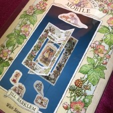 Mobile  by Jill barklem  brambly hedge