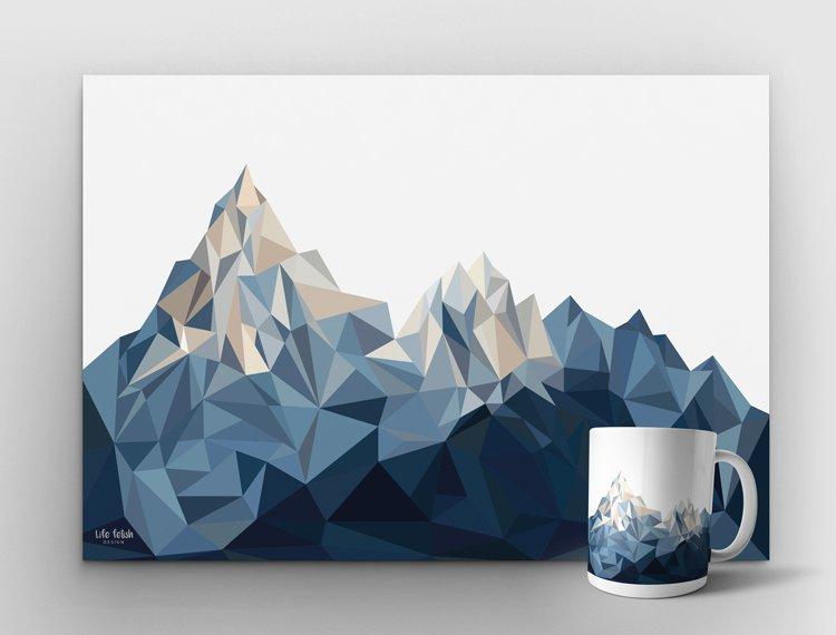 Grafika I Plakat Góry Sklep Decobazaar