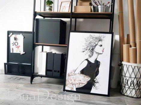 Grafiki Plakaty I Kolaże Na ścianę W Decobazaar