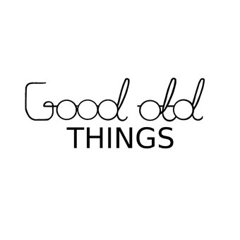 Good Old Things